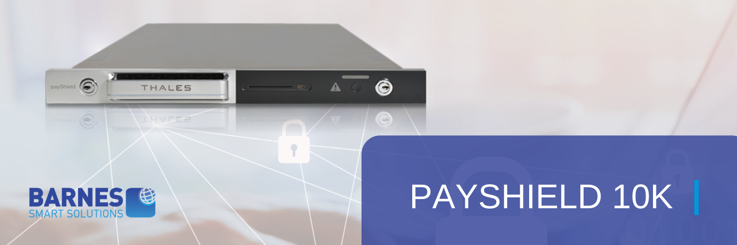 BARNES SMART SOLUTIONS RELEASES NEW PAYSHIELD 10K SOLUTION